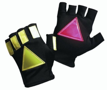 Hatch DNR100 DayNight Reflective Gloves